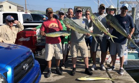 Bite Me Sportfishing Charters, Glad you got to see him!
