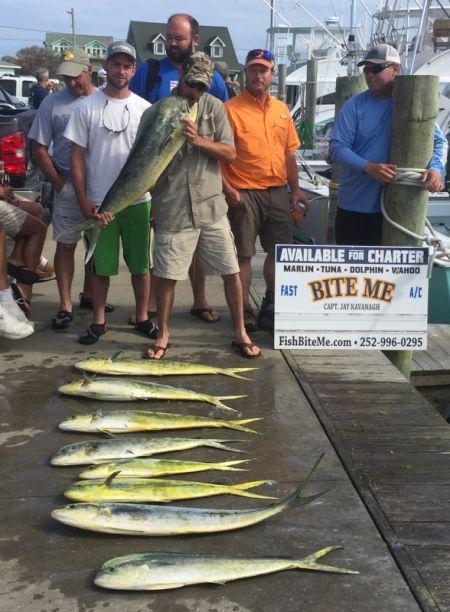 Bite Me Sportfishing Charters, Pretty Day