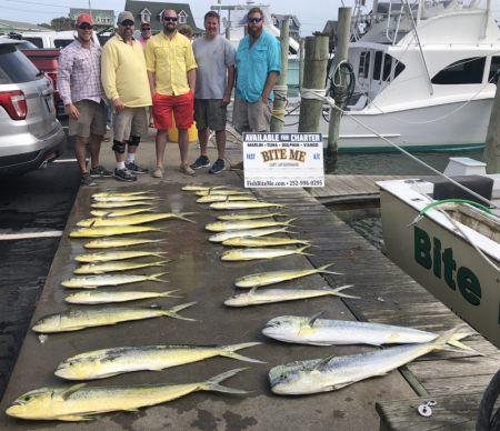Bite Me Sportfishing Charters, Bachelor Party