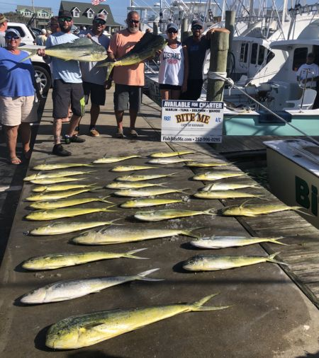 Bite Me Sportfishing Charters, Thanks Cecil!