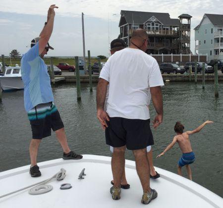 Bite Me Sportfishing Charters, Kids Day