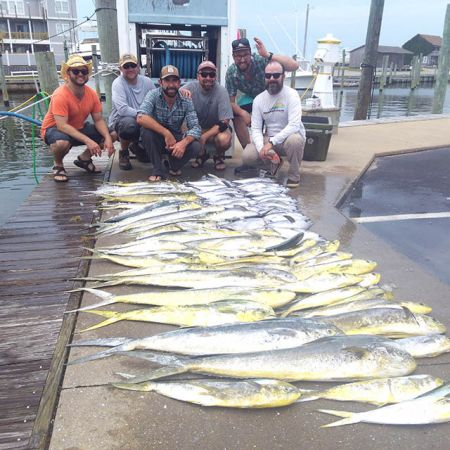 Tuna Duck Sportfishing, Meat Fish!