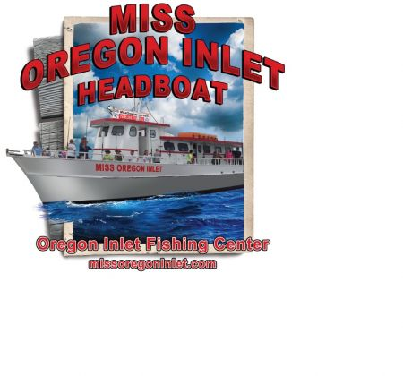 Miss Oregon Inlet Headboat, No Monday Morning Blues Here