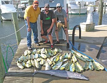 Tuna Duck Sportfishing, Good Day for the Ehrlich Family