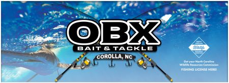 OBX Bait and Tackle Corolla Outer Banks, Corolla Fishing Report