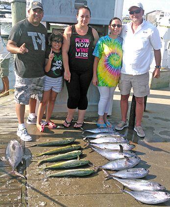 Tuna Duck Sportfishing, Pleasant Day On the Ocean