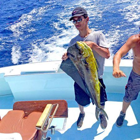 Tuna Duck Sportfishing, Big Mahi