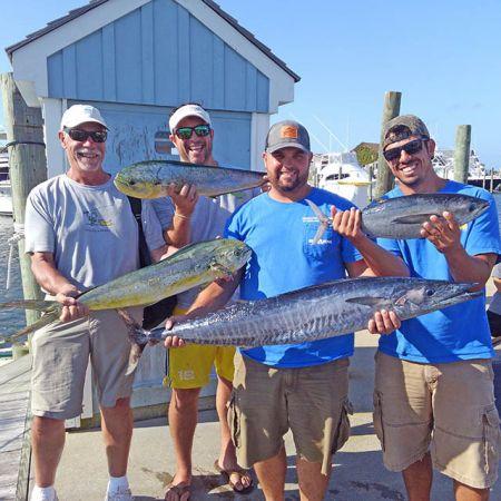 Tuna Duck Sportfishing, Interesting Day