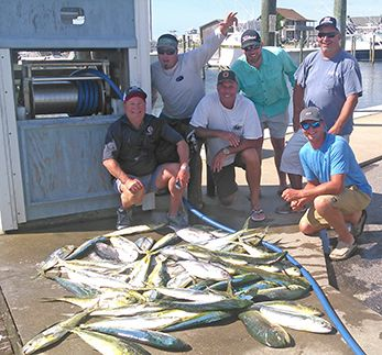 Tuna Duck Sportfishing, Beautful Summer Day on the Ocean