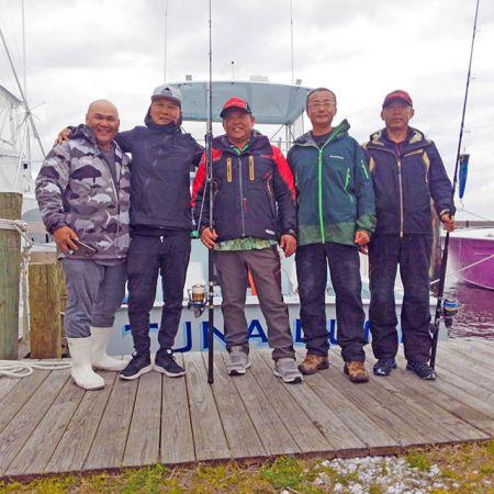 Tuna Duck Sportfishing, Salt-water Tackle