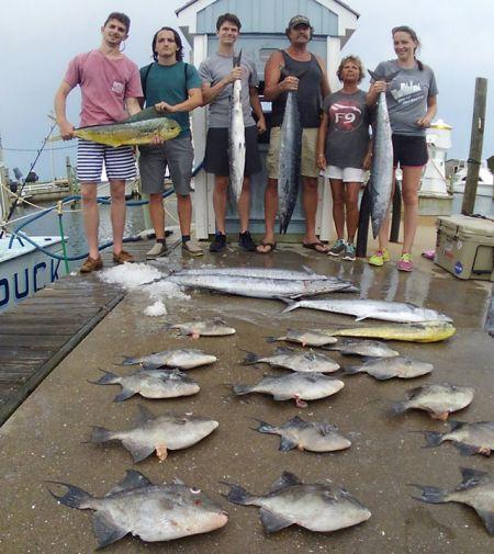 Tuna Duck Sportfishing, Summertime Fishing