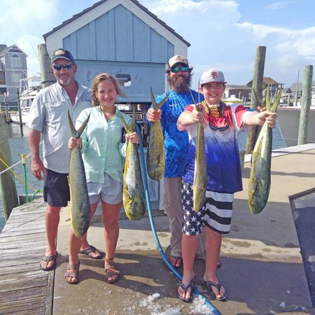 Tuna Duck Sportfishing, Fun Family Fishing