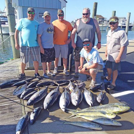 "Tuna Duck Sportfishing, ""Fish Whistle"""