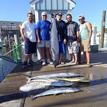 Tuna Duck Sportfishing, Trophy Wahoo