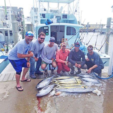 Tuna Duck Sportfishing, Meat Fish Today