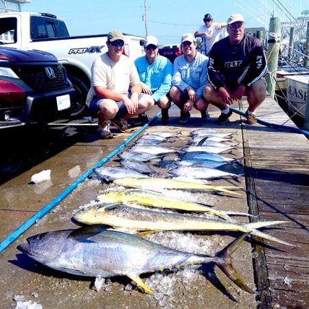 Tuna Duck Sportfishing, Good Fishing Today