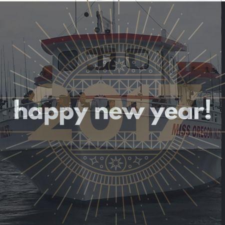 Miss Oregon Inlet Head Boat Fishing, HAPPY NEW YEAR!!!