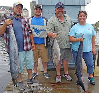 Tuna Duck Sportfishing, Scrappy Fishing