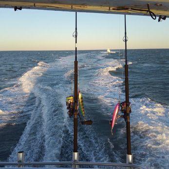 Tuna Duck Sportfishing, Yellowfiin!