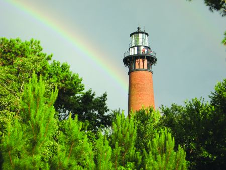 Currituck Beach Light Station, Free Climb for Opening Day