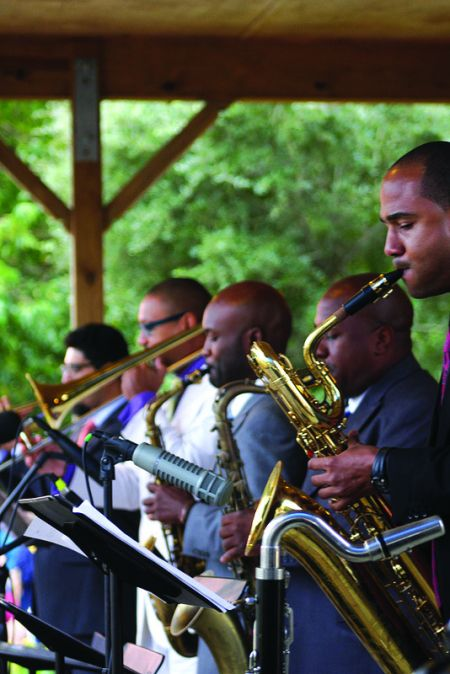 Duck Town Park, 2017 Duck Jazz Festival Kickoff - Concert on the Green