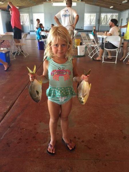 Pirate's Cove Marina, Small Fry Tournament