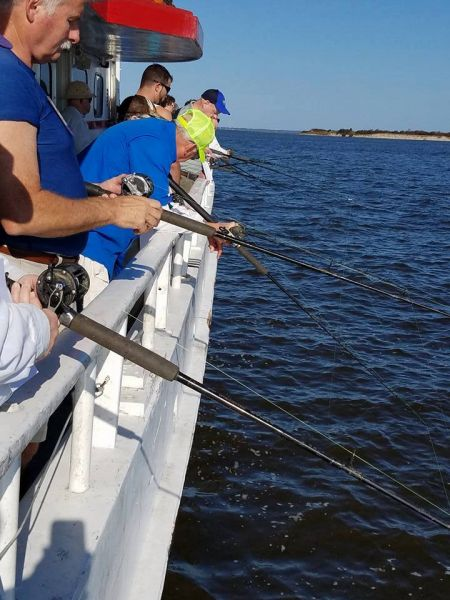 Miss Oregon Inlet Headboat, Lion's Club V.I.P. Tournament