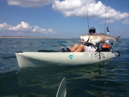 Kitty Hawk Surf Co., Fall Kayak Fishing Tournament
