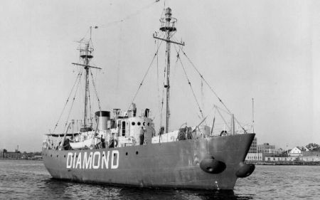 Graveyard of the Atlantic Museum, Salty Dawgs Lecture Series: From Lightships to Light Towers; Diamond