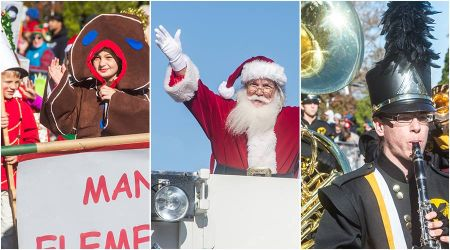 Town of Manteo, Manteo Christmas Parade