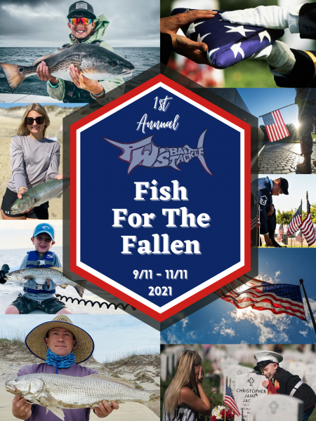 TW's Bait & Tackle, Fish for the Fallen