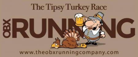 Outer Banks Brewing Station, Tipsy Turkey Beer Mile Run