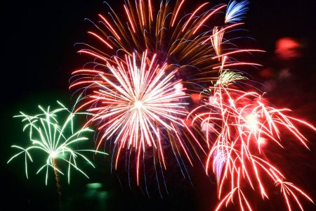 Currituck County Department of Travel & Tourism, Annual Festival of Fireworks