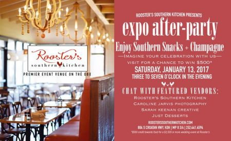 Rooster's Southern Kitchen, Expo After-Party