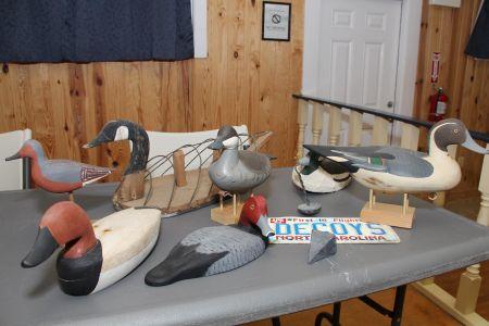 Ocracoke Village, Ocracoke Island Waterfowl Festival