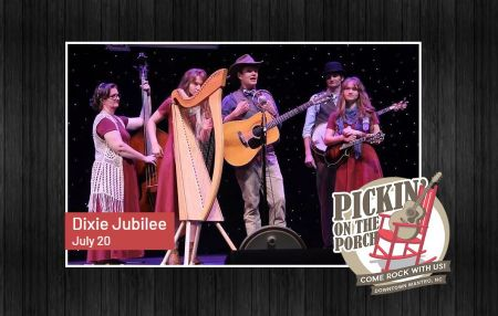 Bluegrass Island Trading Co., Pickin' on the Porch Featuring Dixie Jubilee
