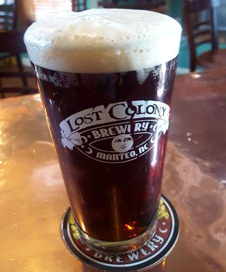 Sooey's BBQ & Rib Shack, Lost Colony Beer Promo