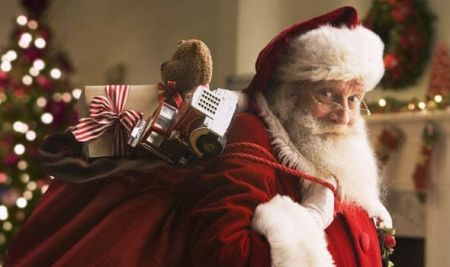 Kitty Hawk Fire Department, Santa is Coming to the Kitty Hawk Fire Department