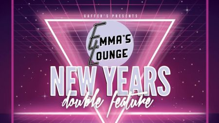 Gaffer's Restaurant on Ocracoke Island, New Year's Double Feature Feat. Emma's Lounge