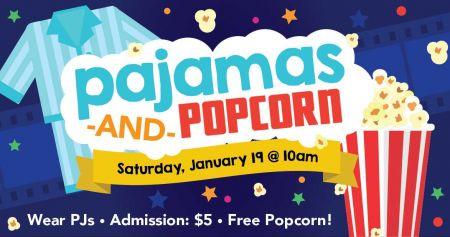 R/C Kill Devil Hills Movies 10, Pajamas & Popcorn Event