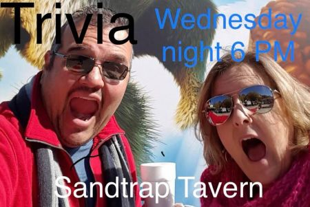 Sandtrap Tavern, Trivia Night