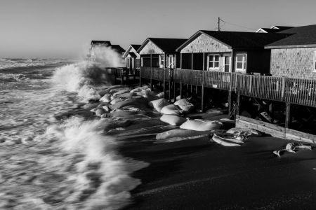 Graveyard of the Atlantic Museum, Hurricane Talk Series: Documenting Disaster