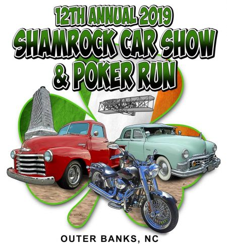 Sandtrap Tavern, First Flight Cruisers Shamrock Show and Poker Run