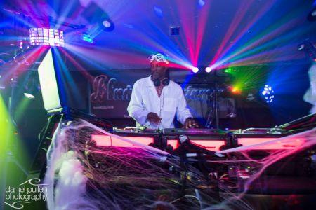 Gaffer's Restaurant on Ocracoke Island, Dance Party with DJ Marshall B