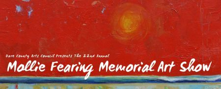 Dare County Arts Council, 22nd Mollie Fearing Memorial Arts Show