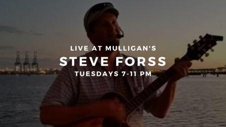 Mulligan's Grille, Steve Forss