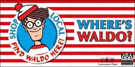 Downtown Books, Find Waldo Local