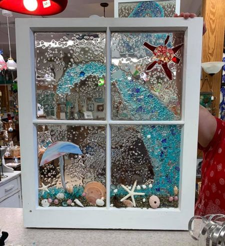 Absolutely Outer Banks, Resin Workshop