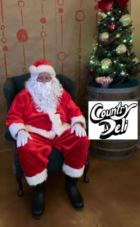 Country Deli Outer Banks, Santa Meet & Greet