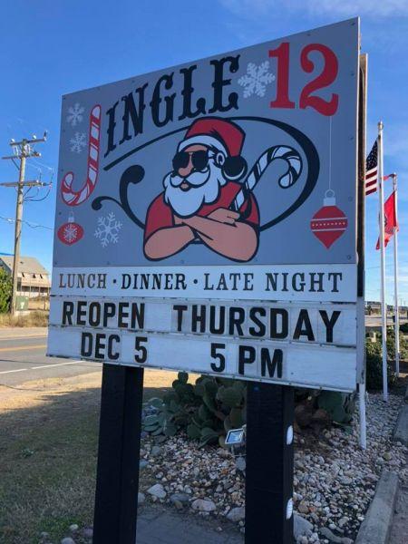 Lucky 12 Tavern, The Jingle 12